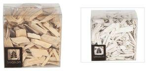Streudeko - Holzflakes - 600 ml - verschiedene Farben