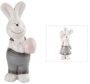 Hase - aus Keramik - 1 Stück
