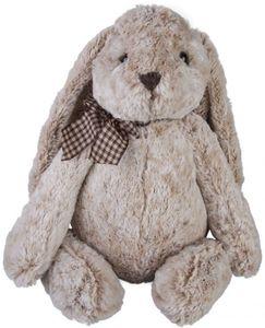 Hase - aus Plüsch - 46 x 22 x 17 cm