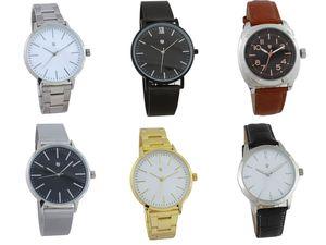 AURIOL® Herren Armbanduhr mit Wechselband