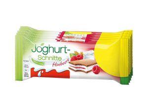 Ferrero Joghurt-Schnitte Himbeere