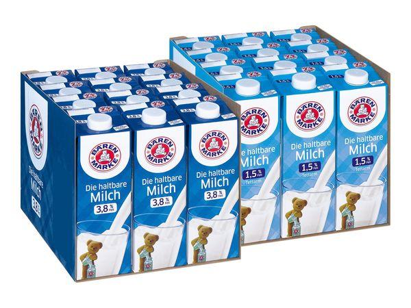 Bärenmarke H-Milch