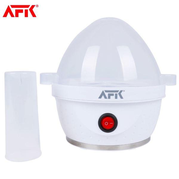 AFK Eierkocher EK-380.546.2 Weiß