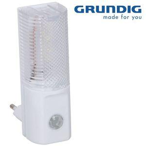 Grundig LED-Nachtlichter Warmweiß 3er-Set