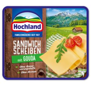HOCHLAND Sandwichscheiben
