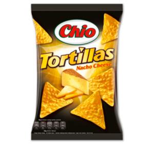 CHIO Tortillas Nacho Cheese