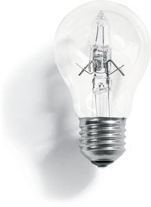 PHILIPS Halogen Leuchtmittel - 3er Birne 42 W