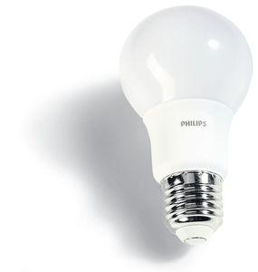 PHILIPS LED Leuchtmittel - 4er LED Pack E27 60W