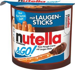 Nutella & Go Laugen 54g