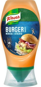 Knorr Burgersauce 250ml