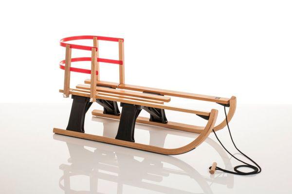 Lillehammer Rodel Mini mit Sitz