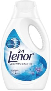 Lenor 2 in1 Vollwaschmittel - 17 Waschladungen