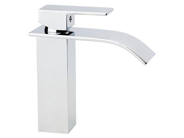 MIOMARE® Waschtischarmatur Wasserfall