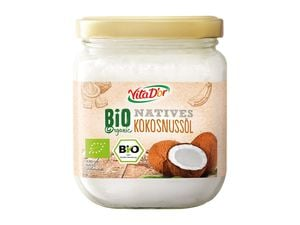 Natives Bio-Kokosnussöl