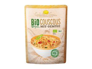 Bio-Couscous/Quinoa mit Gemüse