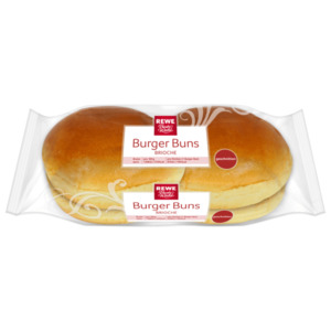 REWE Beste Wahl Burger Buns Brioche