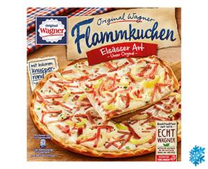 Original Wagner Herzhafter Flammkuchen