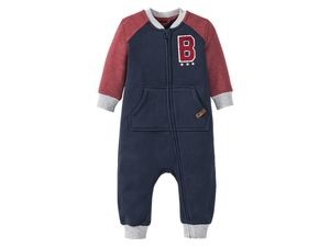 LUPILU® Baby Jungen Sweat-Overall