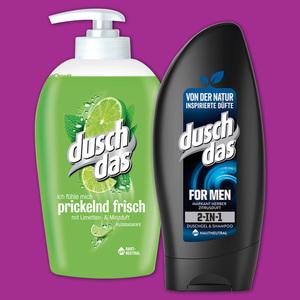 Duschdas Flüssigseife / Duschgel