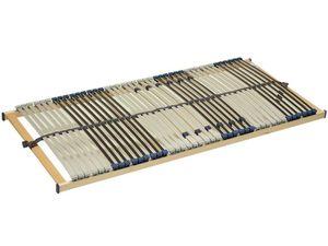 f.a.n. 7-Zonen Federholzrahmen Punktoflex Ergo, nicht verstellbar