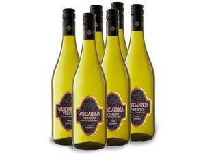 6 x 0,75-l-Flasche Weinpaket Allini Garganega Veneto IGT, Perlwein