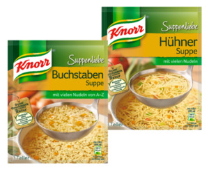 Knorr Suppenliebe Suppe