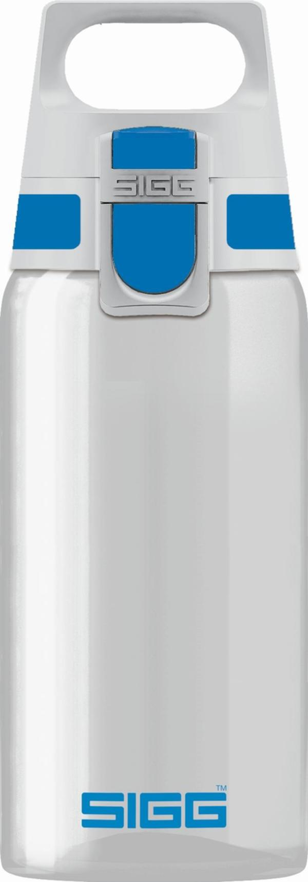 SIGG Trinkflasche Clear One Blue 0.5l