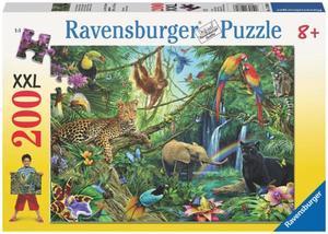 Ravensburger Puzzle Tiere im Dschungel