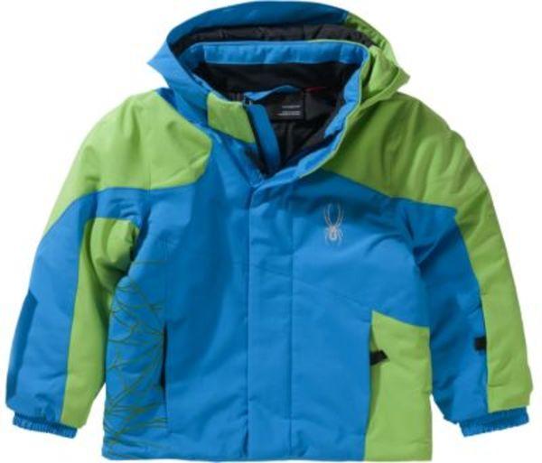 Skijacke MINI GUARD Gr. 92 Jungen Kleinkinder