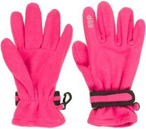 Fleece-Fingerhandschuhe Gr. 3 Mädchen Kinder