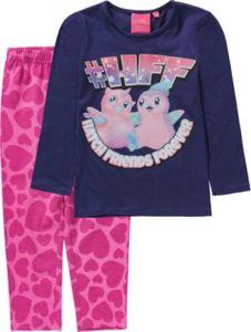 Hatchimals Schlafanzug Gr. 98 Mädchen Kleinkinder