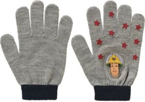 Feuerwehrmann Sam Fingerhandschuhe Gr. 6 Jungen Kinder