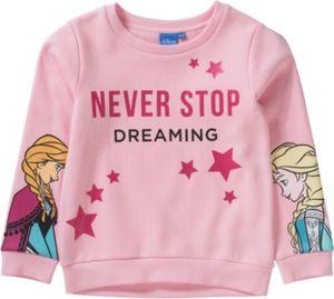 Disney Die Eiskönigin Sweatshirt Gr. 116/122 Mädchen Kinder