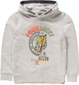 Sweatshirt mit Kapuze Gr. 116/122 Jungen Kinder