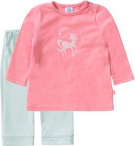 Baby Schlafanzug , Einhorn, Organic Cotton Gr. 74 Mädchen Baby