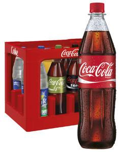 Coca-Cola, Fanta, Sprite, Mezzo-Mix