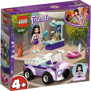 LEGO® Friends Emmas mobile Tierarztpraxis 41360