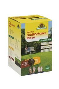TerraVital Licht&Schatten Rasen Samen Mix - verschiedene Größen Neudorff