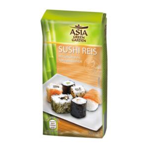 ASIA GREEN GARDEN     Sushi Reis