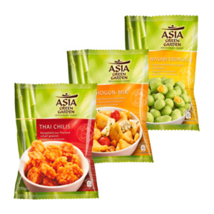 ASIA GREEN GARDEN     Asia-Snack