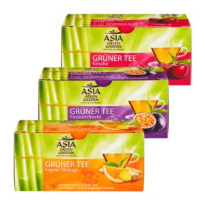 ASIA GREEN GARDEN     Grüner Tee