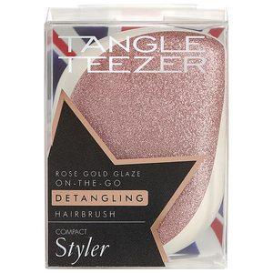 Tangle Teezer Compact Styler Rose Gold Haarbürste 1.0 pieces