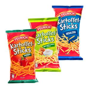 FEURICH     Kartoffel-Sticks