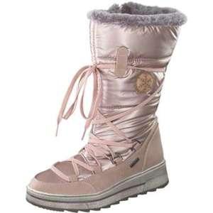 Puccetti Winterstiefel Damen rosa
