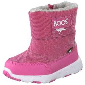 KangaROOS Snowball Lauflern Stiefel Mädchen pink