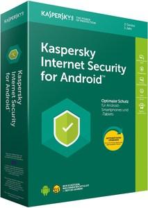 Kaspersky Internet Security for Android 2018 für 2 Geräte