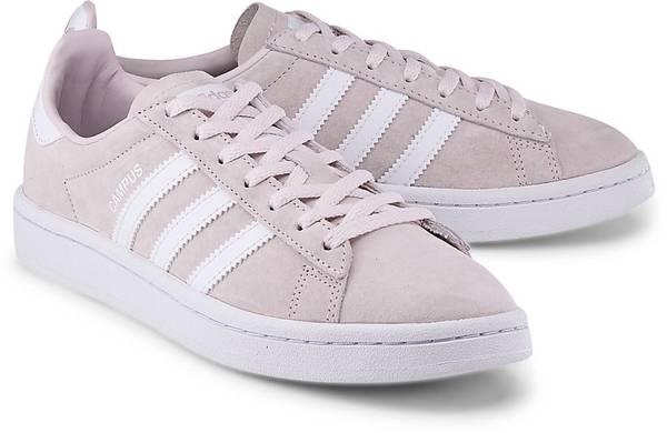 Sneaker Campus W von Adidas Originals in rosa für Mädchen. Gr. 36 2/3,38 2/3,42