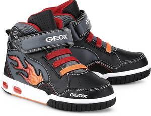 Sneaker J Gregg C von Geox in schwarz für Jungen. Gr. 27,32