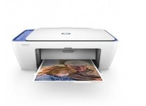 HP Multifunktionsgerät Deskjet 2630 ,  Drucker, Scanner, Kopierer, WLAN