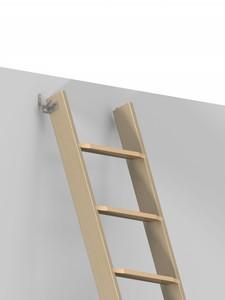Dolle Hochbettleiter mit 8 Stufen | B-Ware - der Artikel ist neu - OVP wurde beschädigt